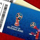 La FIFA dio a conocer cómo serán las entradas de la Copa del Mundo en Rusia